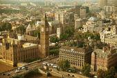 Londres aérea — Foto de Stock