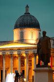 Trafalgar square — Foto Stock