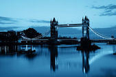 Tower Bridge London — Stok fotoğraf