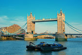 Tower Bridge London — Stock fotografie