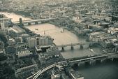 London aerial — Stock Photo
