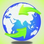 Eco Earth — Stock Vector
