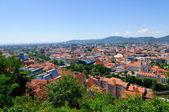 The Historic center of Graz in Austria — Stock Photo