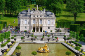 Linderhof Palace in Germany — Stock Photo