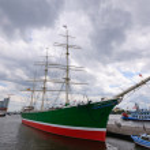 The port of Hamburg — Stock Photo #28672877