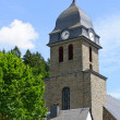 Постер, плакат: Church on a square of Monschau Germany