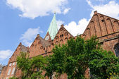 St.Martin's church in Bremen, Germany — Stock Photo