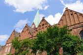 St.Martin's church in Bremen, Germany — Stock Photo
