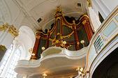 St.Michael's church in Hamburg — Stock Photo