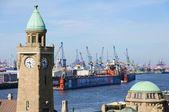 Amburgo, germania — Foto Stock