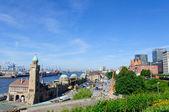 Hamburg, niemcy — Zdjęcie stockowe