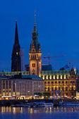 Hamburg, Germany — Stock Photo