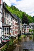 The Old Town of Monschau, Germany — Stock Photo