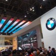 Stock Photo: TOKYO, JAPAN - November 23, 2013: Booth at BMW
