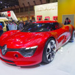 Stock Photo: TOKYO, JAPAN - November 23, 2013: Booth at Renault