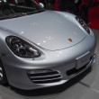 Stock Photo: TOKYO, JAPAN - November 23, 2013: Porsche 911 at Booth of Porsche