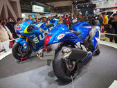 TOKYO, JAPAN - November 23, 2013: Booth at Suzuki Motor — Stock Photo