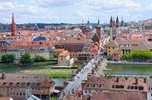 Würzburg, Germany — Stock Photo