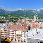 Cityscape of Innsbruck in Austria — Stock Photo #41915225