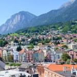Cityscape of Innsbruck in Austria — Stock Photo #41915267