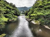 Mitake Valley in Okutama, Tokyo — Stock Photo