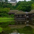 Постер, плакат: Hikone Castle in Shiga Japan