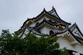 Hikone Castle in Shiga, Japan — Fotografia Stock