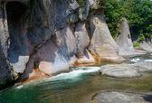 Fukiware Falls in Gunma, Japan — Stock Photo
