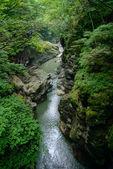 Agatsuma Valley in Gunma, Japan — Stock Photo