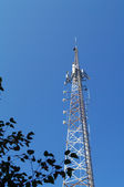 Communications Tower CL — Stock Photo