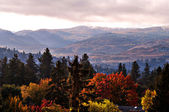 Early Morning in the Mountians — Stock Photo