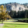 Stock Photo: KelownGolf and Country Club