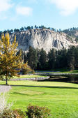 Kelowna Golf and Country Club — Stock Photo