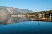Lake Chelan — Stock Photo