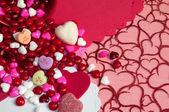Día de san valentín - ser mía — Foto de Stock