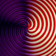 Spiral background, 3d. — Foto de Stock