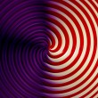Spiral background, 3d. — Stock fotografie