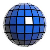 Global sphere design. — Stock Vector