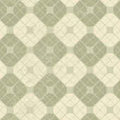 Light vintage squared seamless pattern, vector geometric abstrac — Stok Vektör