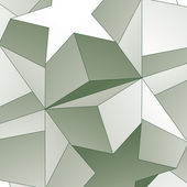 Graphical 3D backdrop, tech abstract background. — 图库矢量图片