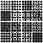 Seamless geometric patterns 6. — Stock Vector #51678221