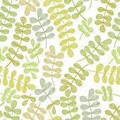 Simplistic floral pattern. — Stockvector