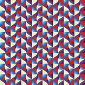 Modèle sans soudure optique carreaux. — Vecteur