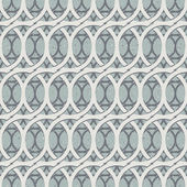 Vintage style netting seamless pattern. — Vector de stock