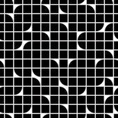 Abstract mosaic retro seamless pattern. — Vetorial Stock