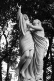 Adam and Eve — Stock Photo