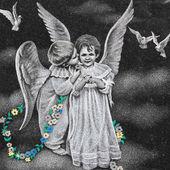 Figure Of Angels — Stock Photo