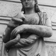 Стоковое фото: Goddess Gig (in ancient Greek mythology she gives to