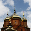 Stock Photo: Church Byzantine style