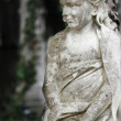 Stock Photo: Figure Of Angel